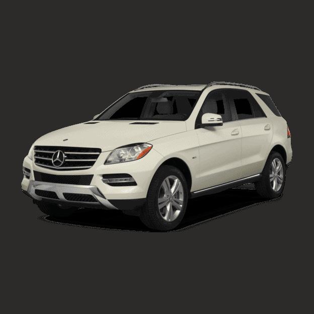 Выкуп Mercedes M-klasse в любом состоянии за наличные